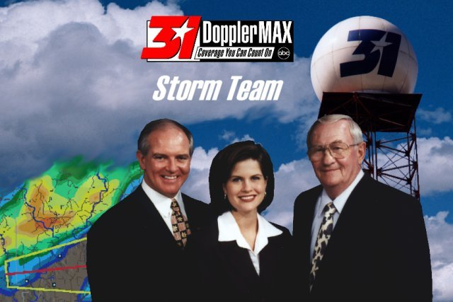 1997 Storm Team