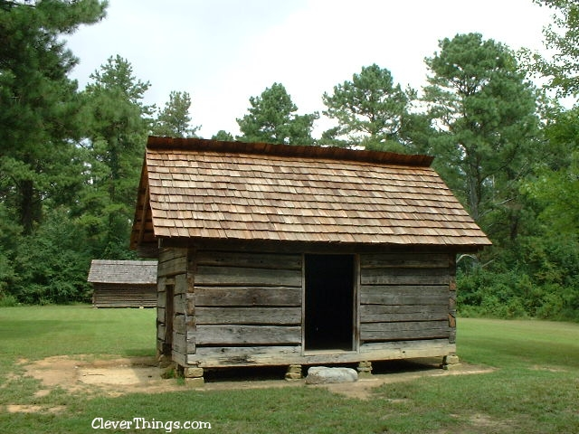 Lower Class Home Virtual Tour Of New Echota Ga