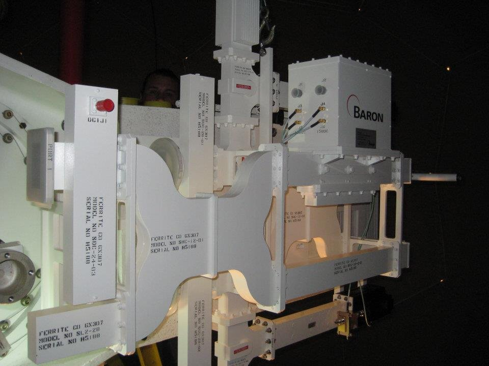 Hytop Alabama DP RADAR